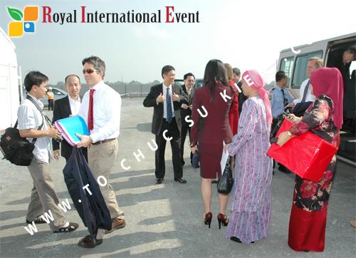 Tổ chức sự kiện Lễ Khởi Công Khu Công Nghiệp Đông Nam 11