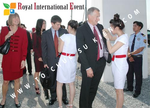 Tổ chức sự kiện Lễ Khởi Công Khu Công Nghiệp Đông Nam 13