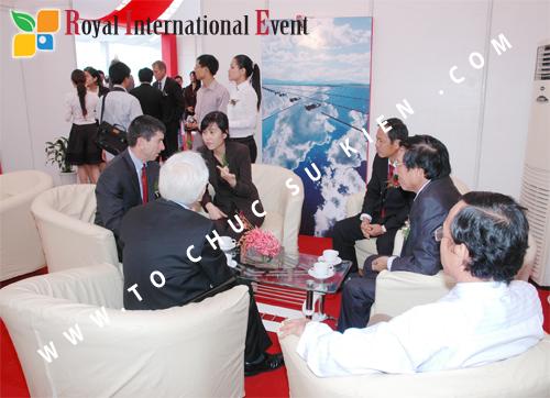 Tổ chức sự kiện Lễ Khởi Công Khu Công Nghiệp Đông Nam 16