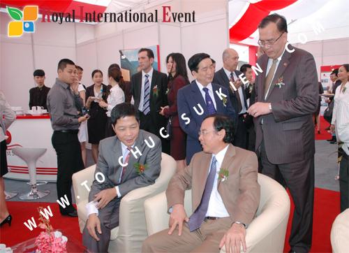 Tổ chức sự kiện Lễ Khởi Công Khu Công Nghiệp Đông Nam 18