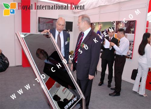 Tổ chức sự kiện Lễ Khởi Công Khu Công Nghiệp Đông Nam 19