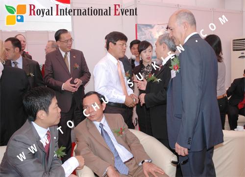 Tổ chức sự kiện Lễ Khởi Công Khu Công Nghiệp Đông Nam 21
