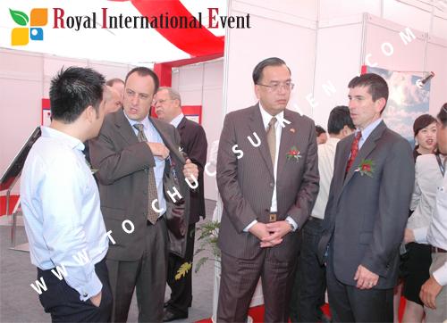 Tổ chức sự kiện Lễ Khởi Công Khu Công Nghiệp Đông Nam 23