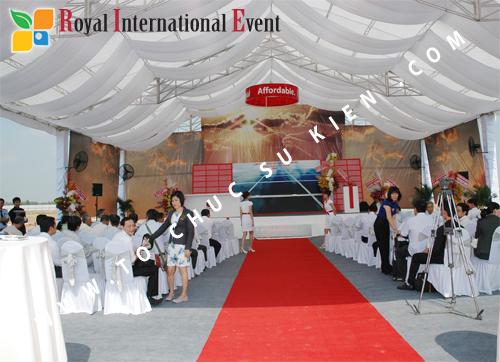 Tổ chức sự kiện Lễ Khởi Công Khu Công Nghiệp Đông Nam 24