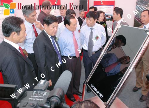 Tổ chức sự kiện Lễ Khởi Công Khu Công Nghiệp Đông Nam 28
