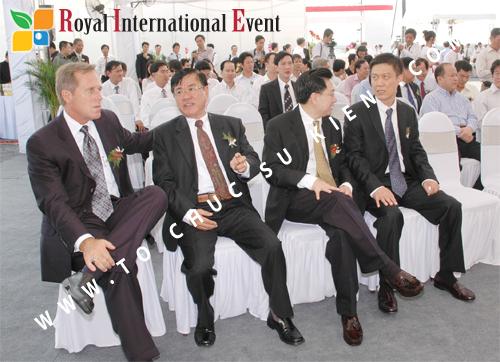 Tổ chức sự kiện Lễ Khởi Công Khu Công Nghiệp Đông Nam 29