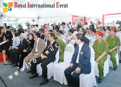 Tổ chức sự kiện Lễ Khởi Công Khu Công Nghiệp Đông Nam 31