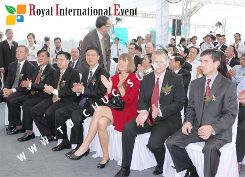 Tổ chức sự kiện Lễ Khởi Công Khu Công Nghiệp Đông Nam 44