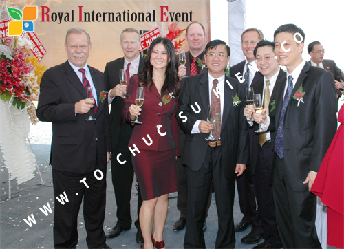 Tổ chức sự kiện Lễ Khởi Công Khu Công Nghiệp Đông Nam 56