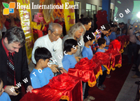Tổ chức sự kiện Lễ Khánh Thành Làng May Mắn