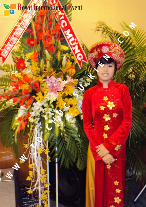 Tổ chức sự kiện Lễ công bố Tín Quang – nhà phân phối của hãng Linde Material Handling tại Việt Nam 5