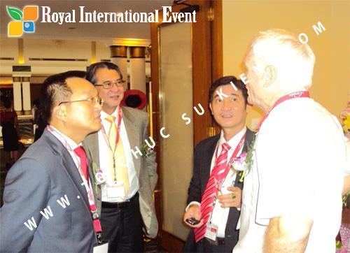 Tổ chức sự kiện Lễ công bố Tín Quang – nhà phân phối của hãng Linde Material Handling tại Việt Nam 17