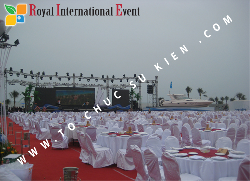 Tổ chức sự kiện Đêm tiệc Royal Dream – Giấc mơ hoàng tộc của Công ty CP Du Lịch Hoa Anh Đào và Cty CP ĐT KD Địa Ốc Hưng Thịnh 02