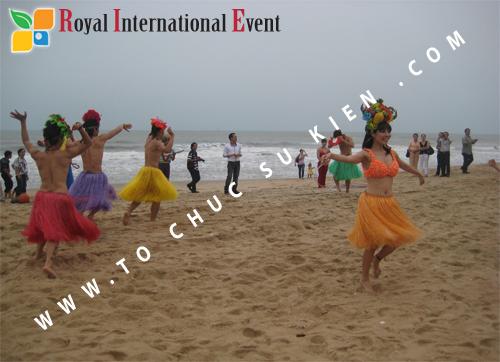 Tổ chức sự kiện Đêm tiệc Royal Dream – Giấc mơ hoàng tộc của Công ty CP Du Lịch Hoa Anh Đào và Cty CP ĐT KD Địa Ốc Hưng Thịnh 07