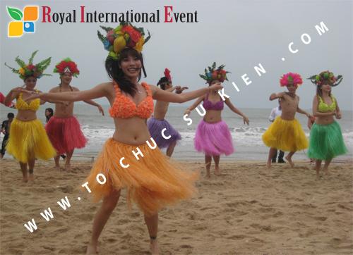 Tổ chức sự kiện Đêm tiệc Royal Dream – Giấc mơ hoàng tộc của Công ty CP Du Lịch Hoa Anh Đào và Cty CP ĐT KD Địa Ốc Hưng Thịnh 08