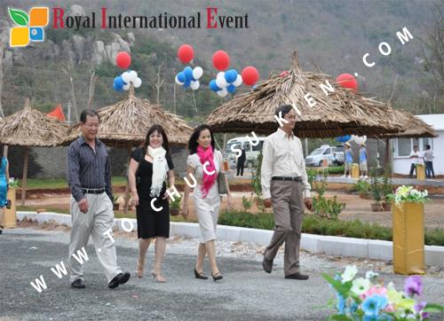 Tổ chức sự kiện Đêm tiệc Royal Dream – Giấc mơ hoàng tộc của Công ty CP Du Lịch Hoa Anh Đào và Cty CP ĐT KD Địa Ốc Hưng Thịnh 26