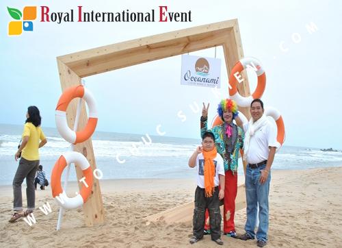 Tổ chức sự kiện Đêm tiệc Royal Dream – Giấc mơ hoàng tộc của Công ty CP Du Lịch Hoa Anh Đào và Cty CP ĐT KD Địa Ốc Hưng Thịnh 28