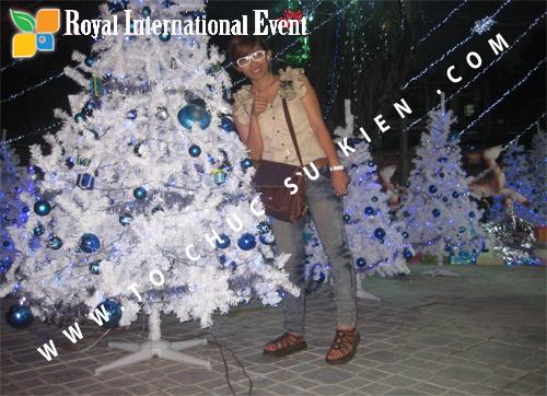 Cho thuê, Tổ chức sự kiện Đêm Giáng Sinh cho Trung tâm mua sắm HomeOne 1