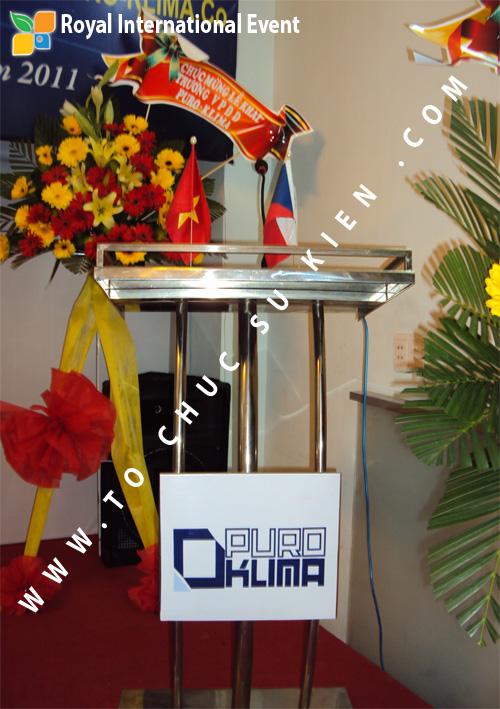 Tổ chức sự kiện Lễ Khai Trương Văn Phòng Đại Diện công ty Puro – Klima ( Cộng Hòa Czech) 3
