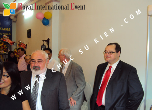 Tổ chức sự kiện Lễ Khai Trương Văn Phòng Đại Diện công ty Puro – Klima ( Cộng Hòa Czech) 14
