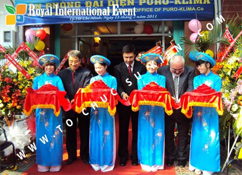 Tổ chức sự kiện Lễ Khai Trương Văn Phòng Đại Diện công ty Puro – Klima ( Cộng Hòa Czech) 15