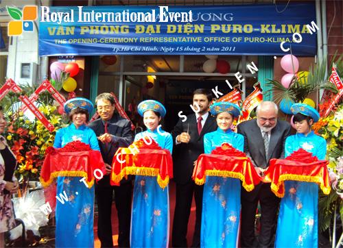 Tổ chức sự kiện Lễ Khai Trương Văn Phòng Đại Diện công ty Puro – Klima ( Cộng Hòa Czech) 16
