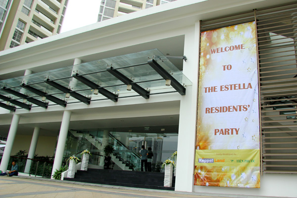 Cung cấp thiết bị tổ chức sự kiện Đêm tiệc Estella - Q.2 - Tp.HCM - 01