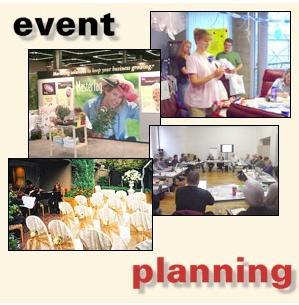 Nghề tổ chức sự kiện - Event  planning