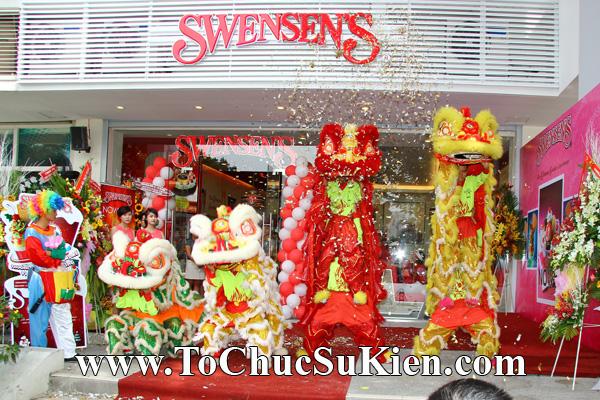 Tổ chức sự kiện Khai trương nhà hàng Kem Swensen's tại GrandView - Quận 7 - Tp.HCM - 04