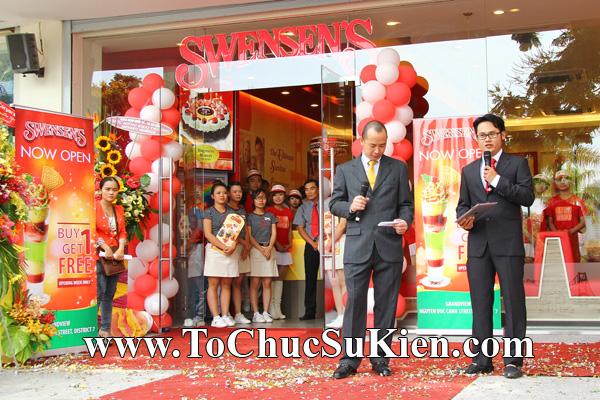 Tổ chức sự kiện Khai trương nhà hàng Kem Swensen's tại GrandView - Quận 7 - Tp.HCM - 05