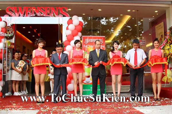Tổ chức sự kiện Khai trương nhà hàng Kem Swensen's tại GrandView - Quận 7 - Tp.HCM - 06