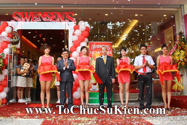 Tổ chức sự kiện Khai trương nhà hàng Kem Swensen's tại GrandView - Quận 7 - Tp.HCM - 07