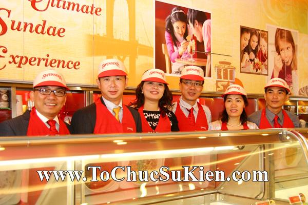Tổ chức sự kiện Khai trương nhà hàng Kem Swensen's tại GrandView - Quận 7 - Tp.HCM - 10