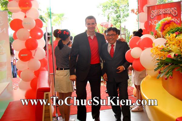 Tổ chức sự kiện Khai trương nhà hàng Kem Swensen's tại GrandView - Quận 7 - Tp.HCM - 14
