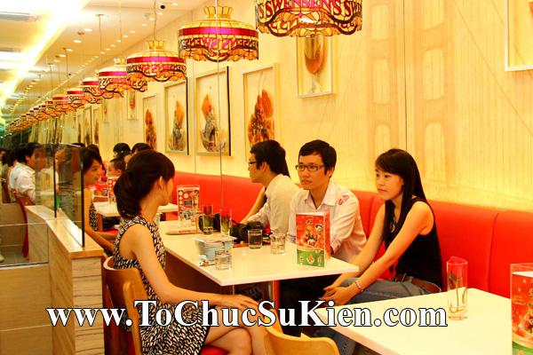 Tổ chức sự kiện Khai trương nhà hàng Kem Swensen's tại GrandView - Quận 7 - Tp.HCM - 17
