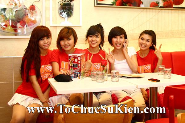 Tổ chức sự kiện Khai trương nhà hàng Kem Swensen's tại GrandView - Quận 7 - Tp.HCM - 20
