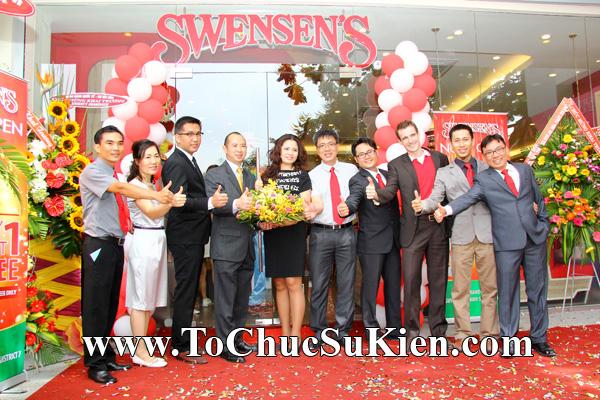 Tổ chức sự kiện Khai trương nhà hàng Kem Swensen's tại GrandView - Quận 7 - Tp.HCM - 21