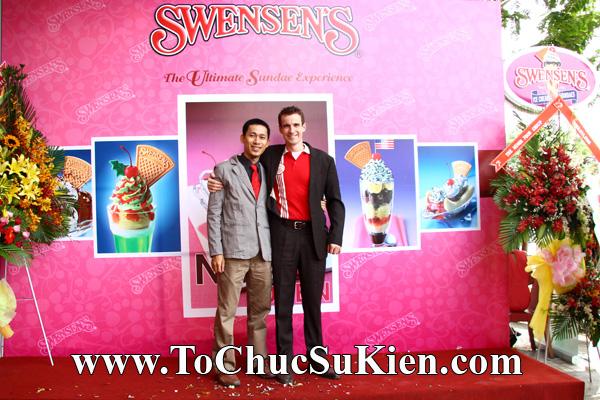 Tổ chức sự kiện Khai trương nhà hàng Kem Swensen's tại GrandView - Quận 7 - Tp.HCM - 22