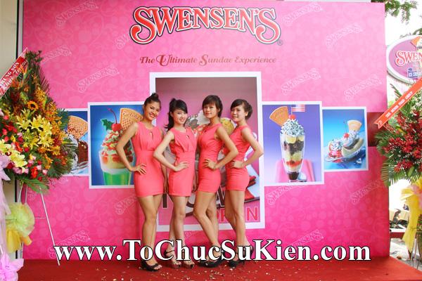 Tổ chức sự kiện Khai trương nhà hàng Kem Swensen's tại GrandView - Quận 7 - Tp.HCM - 23