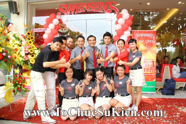Tổ chức sự kiện Khai trương nhà hàng Kem Swensen's tại GrandView - Quận 7 - Tp.HCM - 24