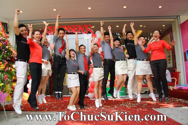 Tổ chức sự kiện Khai trương nhà hàng Kem Swensen's tại GrandView - Quận 7 - Tp.HCM - 25