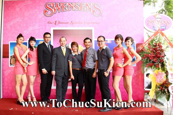 Tổ chức sự kiện Khai trương nhà hàng Kem Swensen's tại GrandView - Quận 7 - Tp.HCM - 27