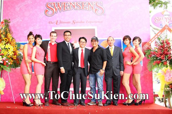 Tổ chức sự kiện Khai trương nhà hàng Kem Swensen's tại GrandView - Quận 7 - Tp.HCM - 29
