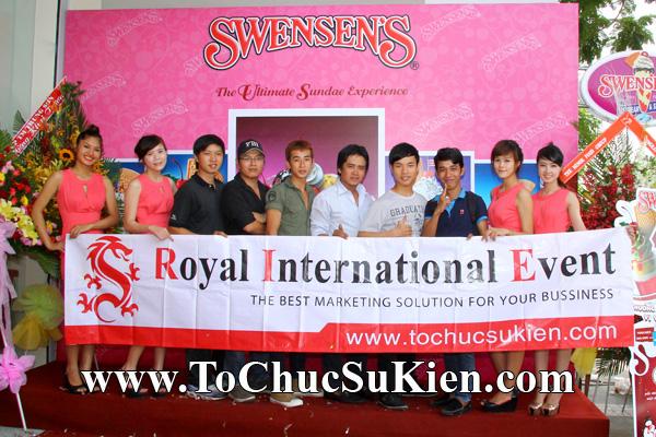 Tổ chức sự kiện Khai trương nhà hàng Kem Swensen's tại GrandView - Quận 7 - Tp.HCM - 30