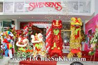Tổ chức sự kiện Khai trương nhà hàng Kem Swensen's tại GrandView - Quận 7 - Tp.HCM