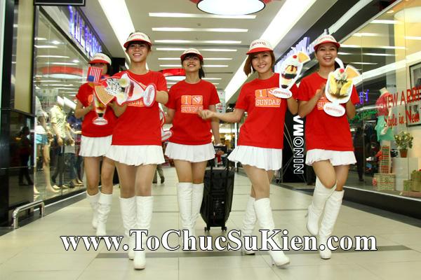 Tổ chức sự kiện Khai trương nhà hàng Kem Swensen's tại Trung tâm thương mại Pandora - Q. Tân Phú - Tp.HCM - 01