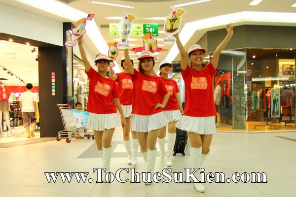 Tổ chức sự kiện Khai trương nhà hàng Kem Swensen's tại Trung tâm thương mại Pandora - Q. Tân Phú - Tp.HCM - 02