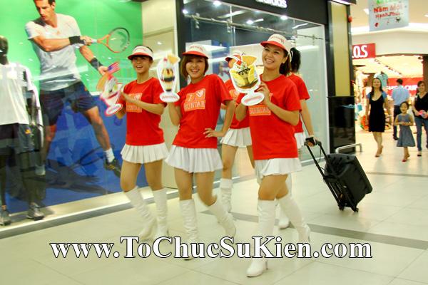 Tổ chức sự kiện Khai trương nhà hàng Kem Swensen's tại Trung tâm thương mại Pandora - Q. Tân Phú - Tp.HCM - 03