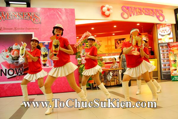 Tổ chức sự kiện Khai trương nhà hàng Kem Swensen's tại Trung tâm thương mại Pandora - Q. Tân Phú - Tp.HCM - 05