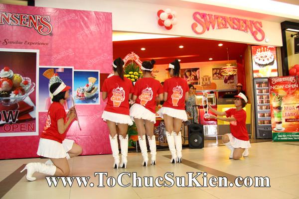 Tổ chức sự kiện Khai trương nhà hàng Kem Swensen's tại Trung tâm thương mại Pandora - Q. Tân Phú - Tp.HCM - 06